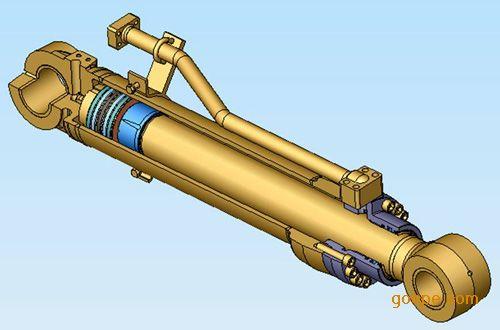 安装液压杆步骤图