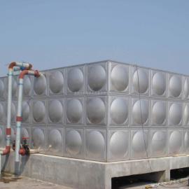 三亚月亮湾不锈钢保温水箱