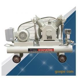 氧压机 勇霸无油氧气压缩机 医用无油氧气增压机