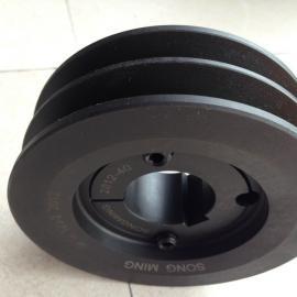 SPB125-2锥套皮带轮