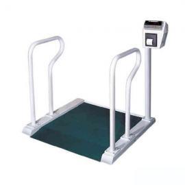 透析体重秤最低价格,液晶显示医用轮椅秤