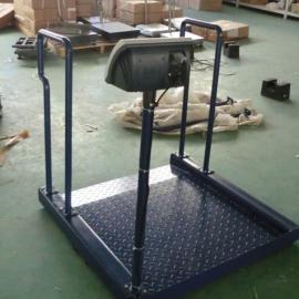 T301型身高体重秤,200公斤透析轮椅秤