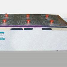 双列六孔数显电子恒温水浴锅