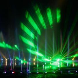 激光喷泉亮化美化激光灯