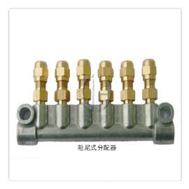 供应建河品种齐全集中润滑分油器
