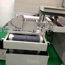 磁性分离器与纸带过滤机垂直组合