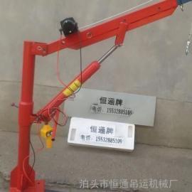 如何操作装车小吊机吊运机小型吊机楼房上料机小型吊运机