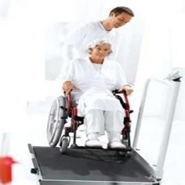 200公斤轮椅秤,不锈钢轮椅秤,血透轮椅称
