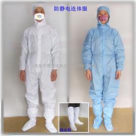 防静电工衣|防静电服装价格
