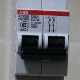 ABB空气开关负载开关微型断路器S252