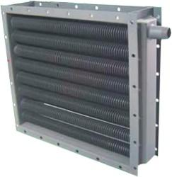 车间翅片管散热器 热水水暖气片 钢制翅片管暖气片