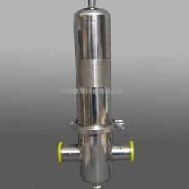 十字形标准压缩空气终端过滤器