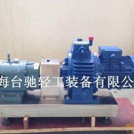 转子泵、凸轮泵、浓浆泵、浆料泵、胶体泵