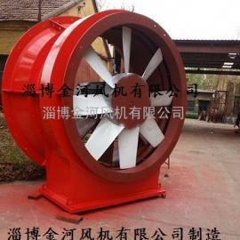 K40矿用风机、矿山节能轴流通风机