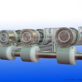 磁力轮,磁齿轮,非接触式传动,磁性齿轮