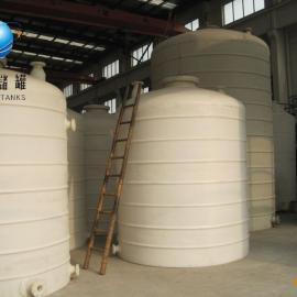 低密度聚乙烯配合韩国先进原料滚塑一次成型聚乙烯储罐