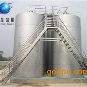 伟星牌硼酸储罐,100m3立式储罐,硝酸铜储罐制造