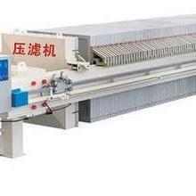 1250型自动拉板压滤机