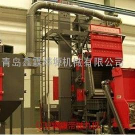 大龙抛丸机3210-滤筒除尘设备厂家-喷砂清理机价格