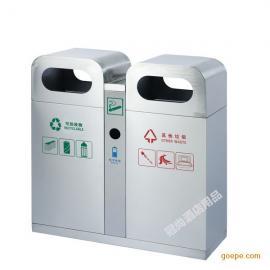 不锈钢垃圾桶,分类垃圾桶,户外不锈钢垃圾桶