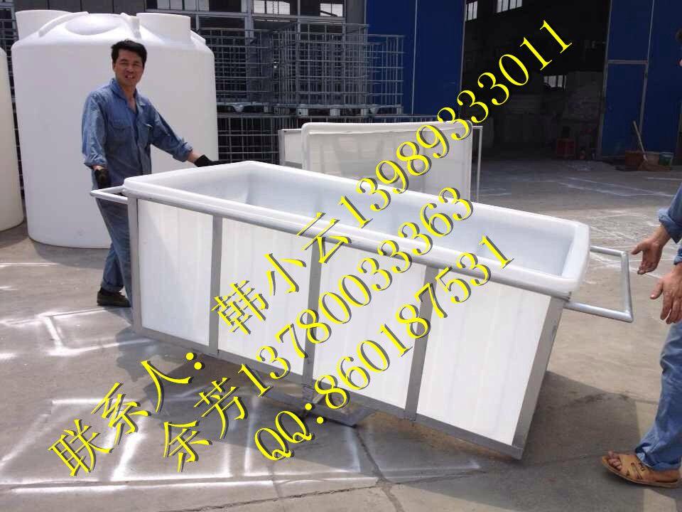 大量供应江苏印染桶,长2.8米,宽1.18米布料内胆推车桶