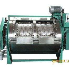 200KG卧式滚筒工业水洗机