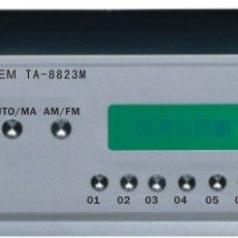镭仕校园广播系统TA-8823M音源播放器数字调谐器报价品牌