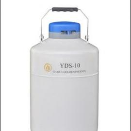 供应成都金凤YDS-30低温储存液氮罐