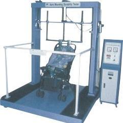 婴儿车轮举起下压试验机