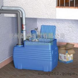 进口地下卫生间污水提升器