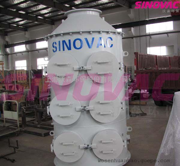 SINOVAC防爆除尘系统