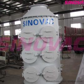 SINOVAC铝加工车间防爆真空吸尘系统