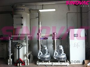 SINOVAC 工业吸尘系统真空清扫系统
