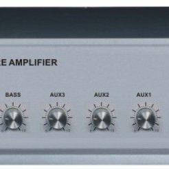 镭仕广播TA-8811B前置放大器 最好的公共广播系统前级放大器