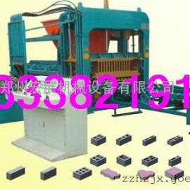 4-15免烧砖机_免托板砖机_水泥砌块砖机_空心砖机