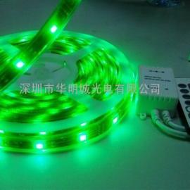 LED软灯条 5050LED软灯条 5050RGBLED软灯条 超薄灯箱灯条