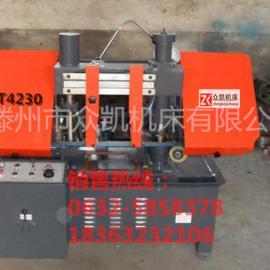 质量最好的锯床 GT4230金属带锯床 众凯机床生产制造