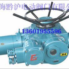 DZB矿用防爆电动执行器,多回转矿用电动装置