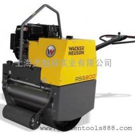 德国威克单钢轮振动压路机RSS800A