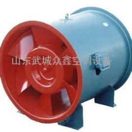 齐齐哈尔消防楼梯间正压送风机供应商  武城众鑫空调设备厂