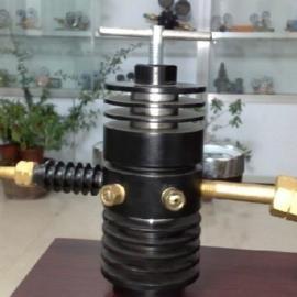 双级天然气减压器