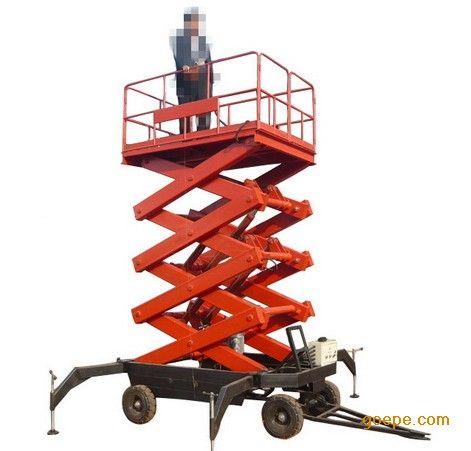 广州移动式升降机|广州固定升降平台|导轨式升降机