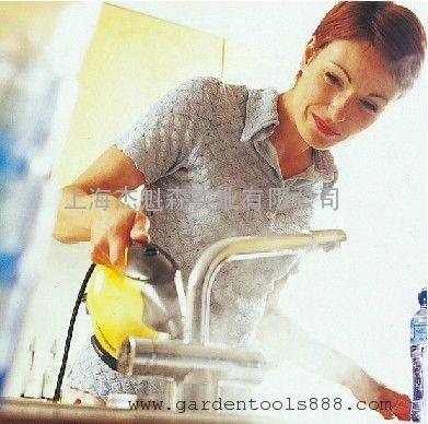 进口德国凯驰蒸汽清洁机厨房油污卫浴除垢便携小巧SC952
