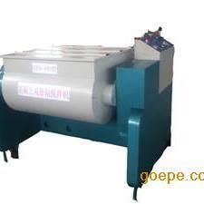 HJS-60型双卧轴混凝土搅拌机