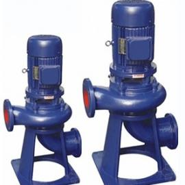 LW防爆排污泵|直立式排污泵|无堵塞排污泵