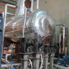 高位高压除氧器(四川洁明热力除氧器)