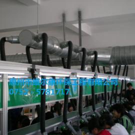 惠州工厂通风智慧彩票开户、各种螺旋风管/白铁风管工程
