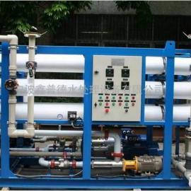 宁波普德单级反渗透设备|单级反渗纯水机|上海反渗透设备