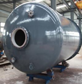 钢衬塑储罐厂家批发    盐酸、硫酸专用钢衬塑储罐