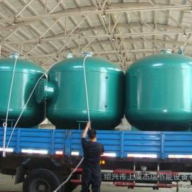 SGW(L)系列热泵热水工程系统专用储水罐